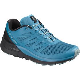 Salomon Sense Pro Max Shoes Herre fjord blue/black/lead